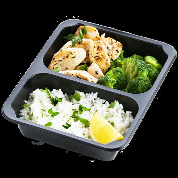 Dieta Standard Sport Box 4 Fit