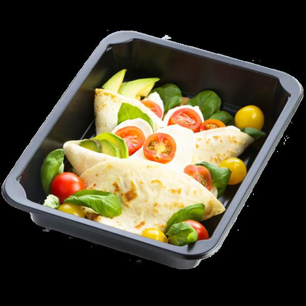 Dieta Wegetariańska Box 4 Fit