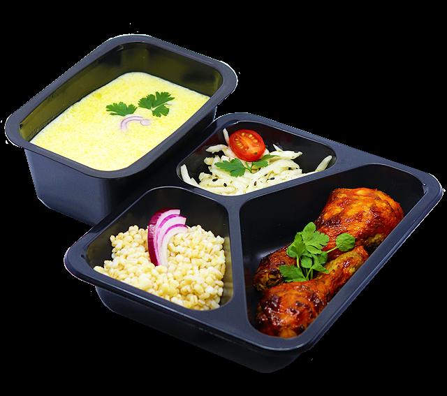 Obiady BOX4FIT